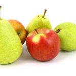 Õunad, pirnid jt puuviljad: koorimine ja puhastamine