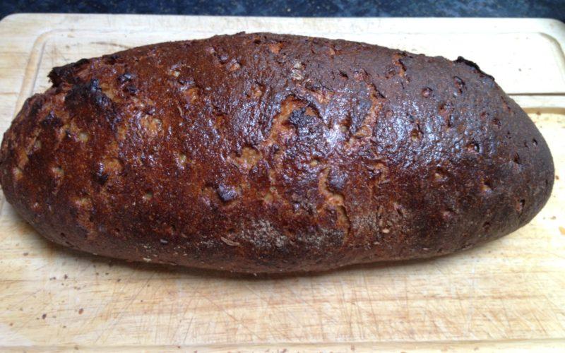 Magushapu leiva valmistamine